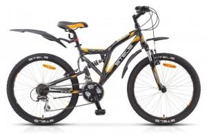 Подростковый велосипед Stels Challenger V 24 (2017)
