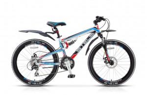 Подростковый велосипед Stels Navigator 490 MD 24 (2017)