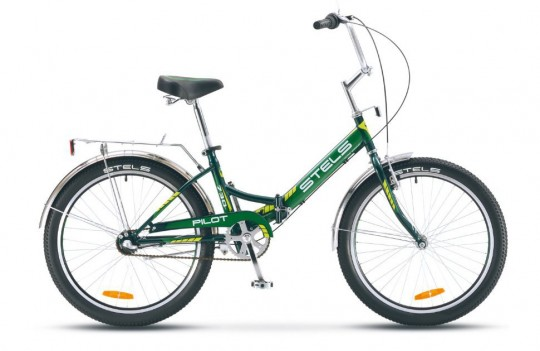 Складной велосипед Stels Pilot 730 24 (2017)