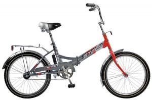 Stels Pilot 410 (2011) складные велосипеды