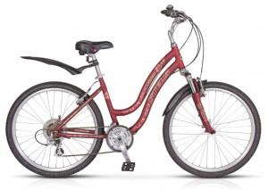 Женский велосипед Stels Miss 7700 V 26 (2016)