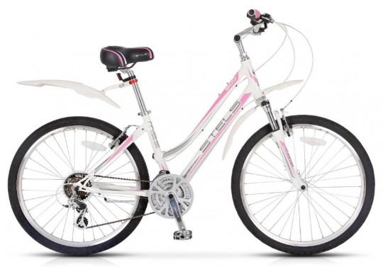 Женский велосипед Stels Miss 9100 V 26 (2017)
