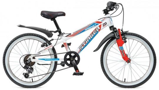 Детский велосипед Stinger Magnet Kid 20 (2017)