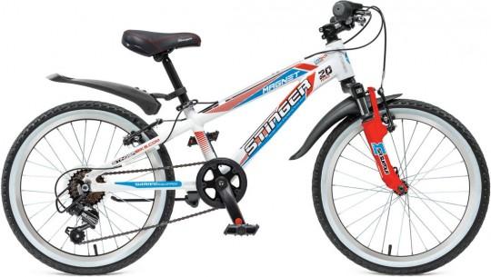Детский велосипед Stinger Magnet 20 (2016)