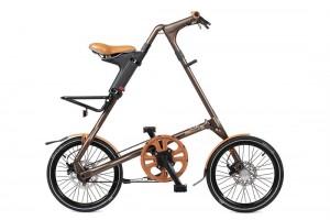 Складной велосипед Strida Evo (2016)