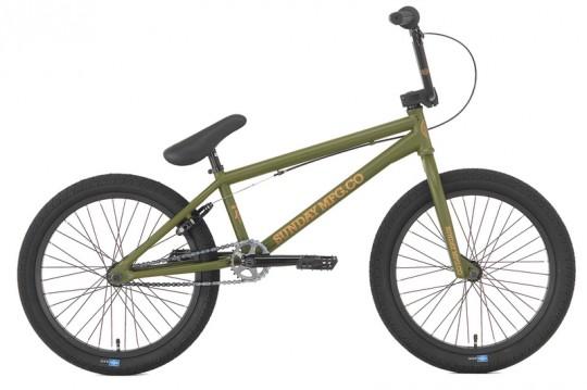 Велосипед BMX Sunday AM (2014)