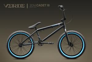 Велосипед BMX Verde Cadet 18 (2014)