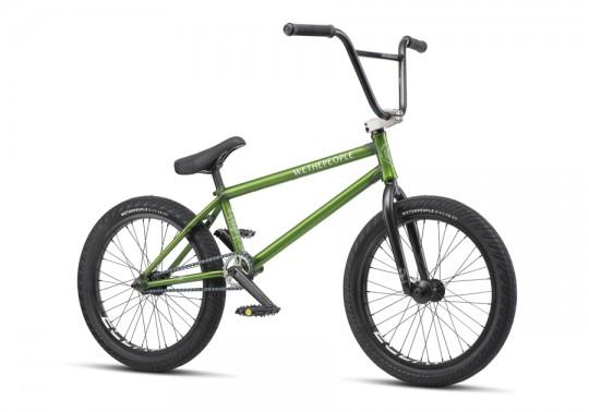 Bmx велосипед WeThePeople CRYSIS 20.5  (2019)