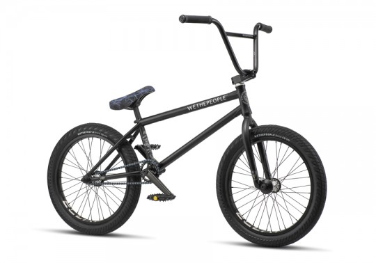 Bmx велосипед WeThePeople CRYSIS 21 (2019)