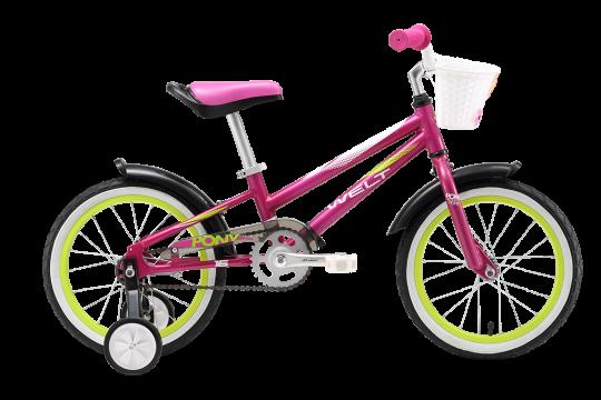 Детский велосипед Welt Pony 16 (2018)