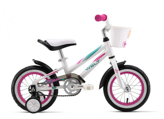 Детский велосипед Welt Pony 12 (2019)