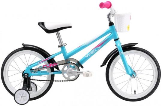 Детский велосипед Welt Pony 16 (2019)