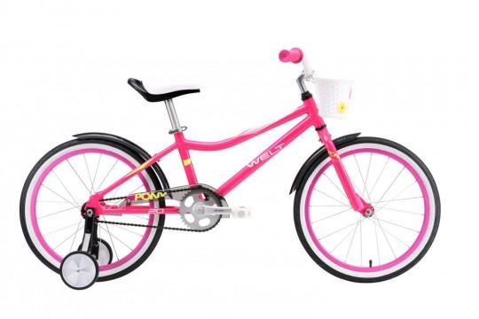 Детский велосипед Welt Pony 20 (2019)