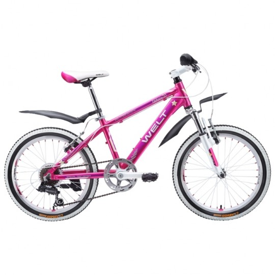 Детский велосипед Welt Edelweiss 20 (2016)