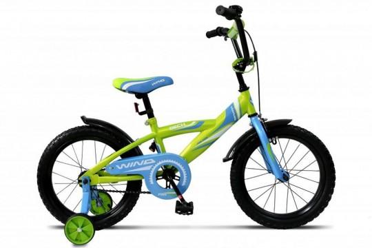 Детский велосипед Wind Dech 16 (2019)