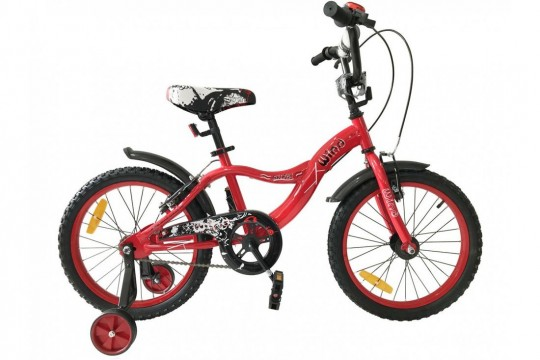 Детский велосипед Wind Goldfish 18 (2019)