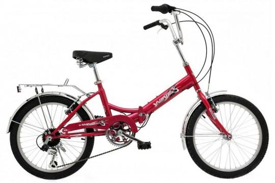 Складной велосипед Wind Flash 20 6-spd (2019)