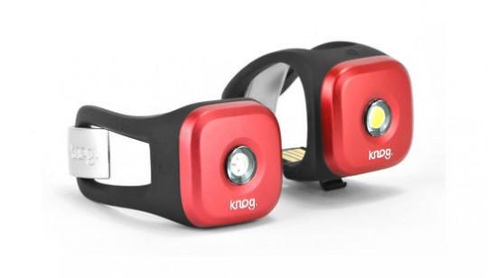 Велофонарь передний+задний Knog Blinder 1 Twinpack