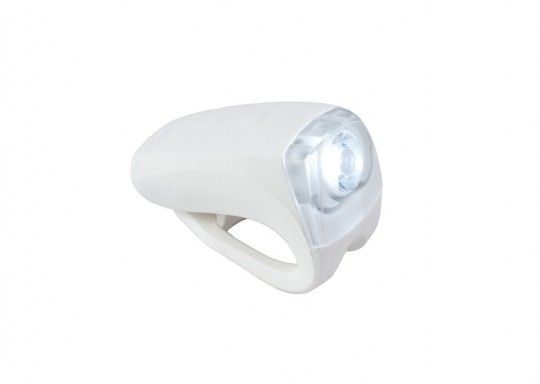 Велофонарь передний Knog Boomer White LED