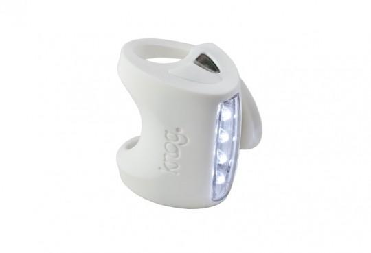 Велофонарь передний Knog Skink White LED