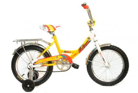 Велосипед Atom Fox 16 (2009)