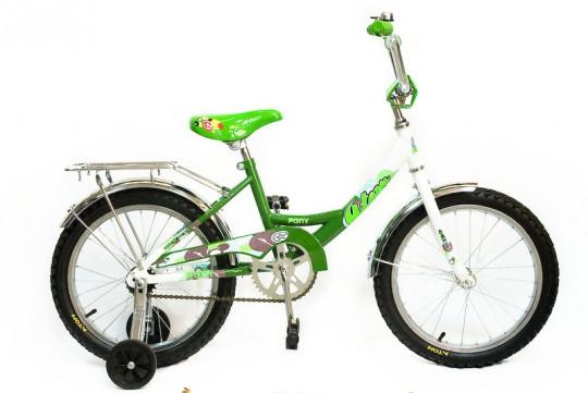 Велосипед Atom Pony 18 (2009)