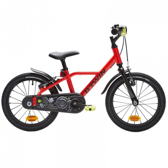 Детский велосипед B'twin 900 RACING 16 (2019)