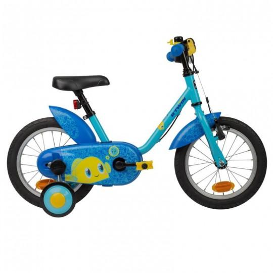 Детский велосипед B'twin 500 OCEAN 14 (2019)