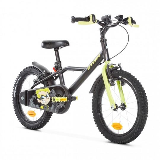 Детский велосипед B'twin 500 HEROBOY 16 (2019)