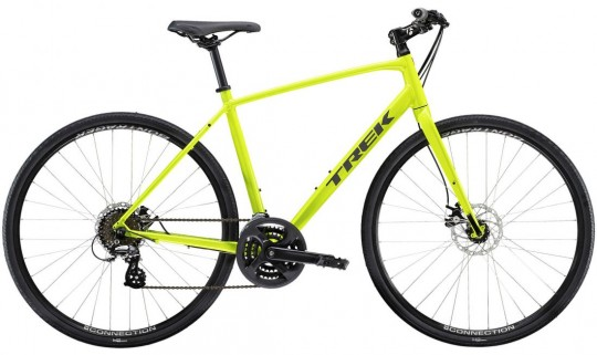 Женский велосипед Trek FX 1 Disc (2020)
