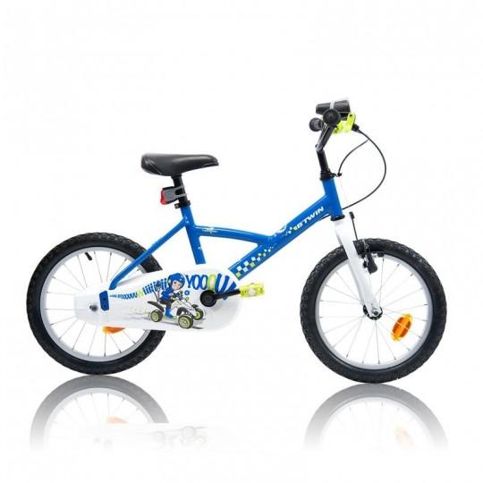 Детский велосипед B'twin 16 Cop Trooper (2015)
