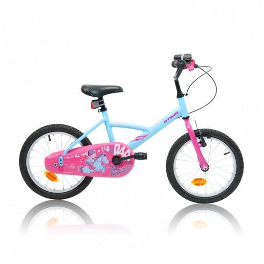 Детский велосипед B'twin 16 Wendy Pony (2015)