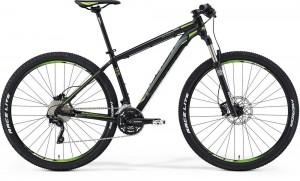 Велосипед найнер Merida Big Nine 500 (2014)