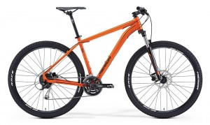 Найнер велосипед Merida Big.Nine 100 (2015)