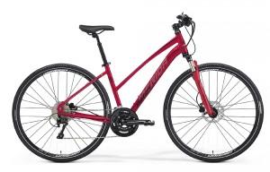 Женский велосипед Merida Crossway 100 Lady (2016)
