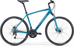 Женский велосипед Merida Crossway 40-D (2016)