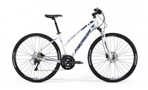 Женский велосипед Merida Crossway 500 Lady (2016)