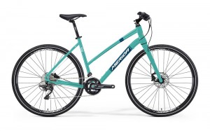Женский велосипед Merida Crossway Urban 500 Lady (2016)