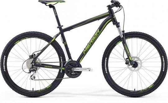 Велосипед горный Merida Big Seven 20 D (2016)