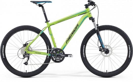 Велосипед горный Merida Big Seven 40-D (2016)