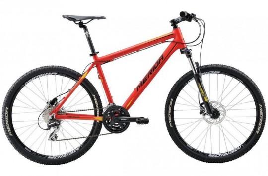 Горный велосипед Merida Big.Seven 40-MD (2016)