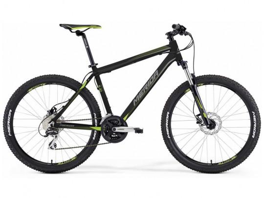 Велосипед горный Merida Matts 6.20-D (2016)