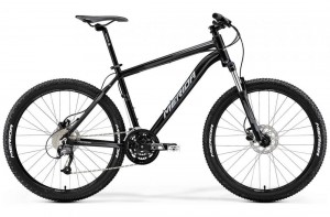 Горный велосипед Merida Matts 6.40-D (2017)