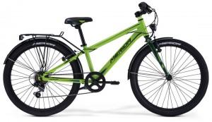 Велосипед подростковый Merida Spider J24 (2017)