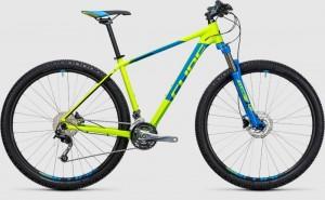 Горный велосипед Cube Aim SL 27.5 (2017)