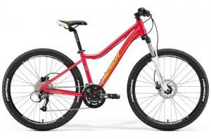 Женский велосипед Merida Juliet 6.40-D (2017)