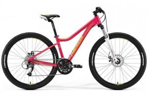 Женский велосипед Merida Juliet 7.40-MD (2017)