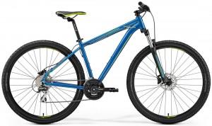 Велосипед Merida Big Nine 20-D (2019)