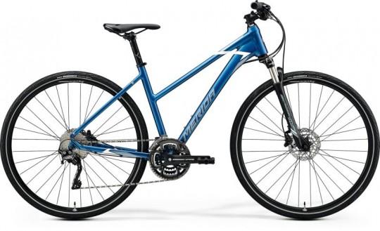 Женский велосипед Merida Crossway 500 Lady (2020)