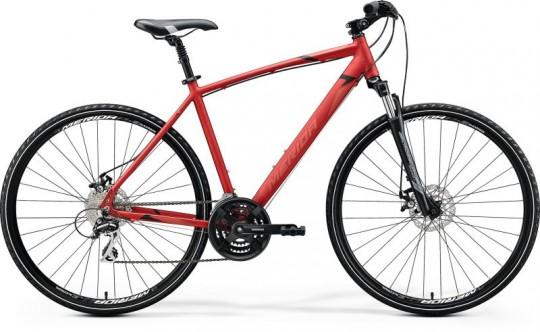 Городской велосипед Merida Crossway 20-MD (2020)